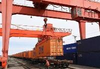 二连浩特铁路口岸货运量创新高
