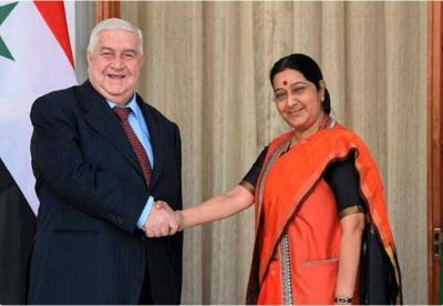 印度中东外交的多极化承诺