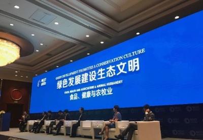 国际展望大会关注生态资源的保值增值