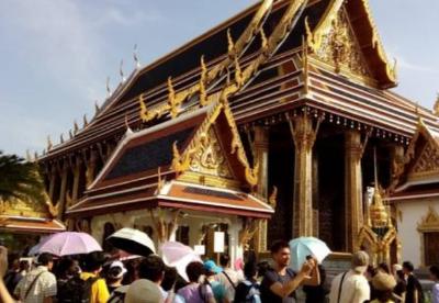 泰国10月份旅游同比下滑0.51%