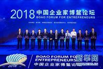 中国企业家博鳌论坛理事会成立