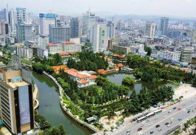 搭起连接南亚东南亚的七彩之桥——昆明加快建设区域性国际中心城市