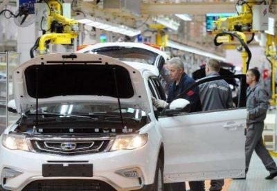 通讯:从为国人造车到帮助欧洲国家实现国产轿车梦