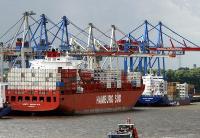 德国10月商品进出口额增幅超预期