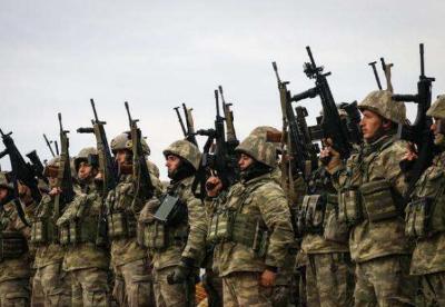 """土耳其说""""数日内""""将对叙利亚库尔德武装发起军事行动"""