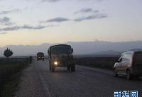 土耳其加强在土叙边境军事部署