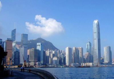 """香港在内地创造的""""第一"""""""
