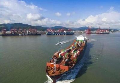 宁波舟山港集装箱吞吐量首次突破2500万标准箱