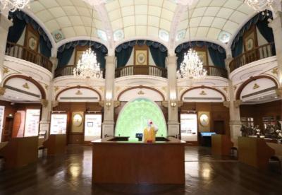 中国证监会在上海设立中国证券博物馆