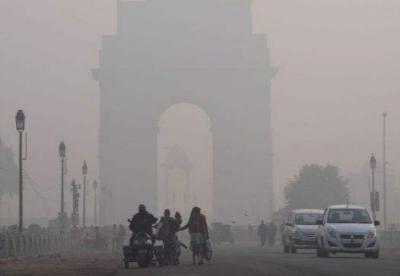 印度首都再遭严重雾霾