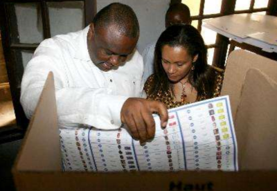 刚果(金)部分地区推迟举行选举投票