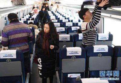 京哈高铁承德至沈阳段开通运营