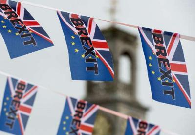 """英国企业高管对""""脱欧""""后经济状况悲观"""