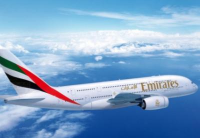 阿联酋航空2018年客运量逾5900万人次
