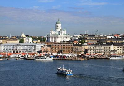 赫尔辛基成为世界上第五大最具可持续性的旅游胜地
