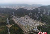 浙江舟山500千伏联网输变电工程投运