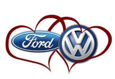 福特和大众宣布联合造车计划