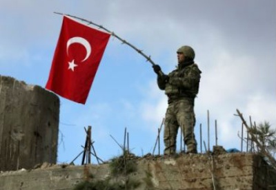 """土耳其在对""""伊斯兰国""""作战上不可靠"""