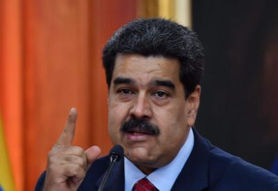 综合消息:马杜罗说将保持委美经贸关系 要求反对派与政府对话