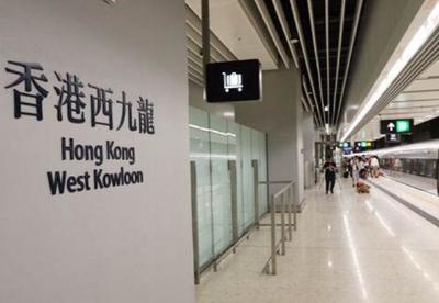 """穿越狮子洋:广深港高铁司机的香港""""观天记"""""""