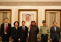 中国驻科威特大使:中方愿为科经济社会发展贡献力量