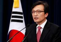 """韩国总统府:朝美代表计划""""金特会""""前再谈一次"""