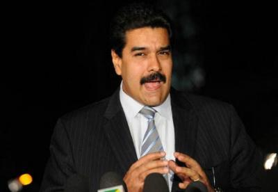 """马杜罗要求特朗普停止对委内瑞拉""""发号施令"""""""