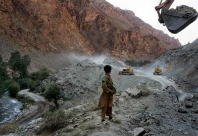 技术能帮助阿富汗避免资源诅咒吗?