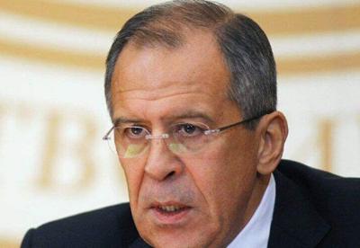 俄罗斯外长说愿与欧盟发展合作关系