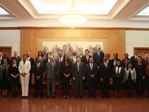 中国和加勒比建交国外交部间第七次磋商联合新闻公报