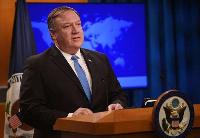 美国国务卿称愿就无核化问题继续与朝鲜展开对话