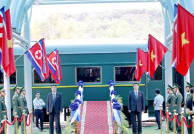 金正恩结束对越南的正式友好访问