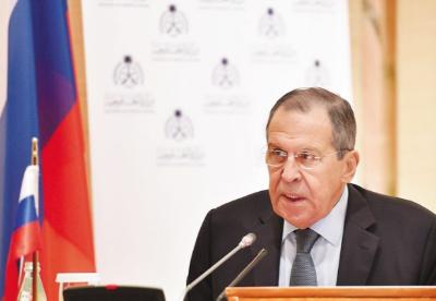 俄外长希望叙反对派协助组建叙宪法委员会