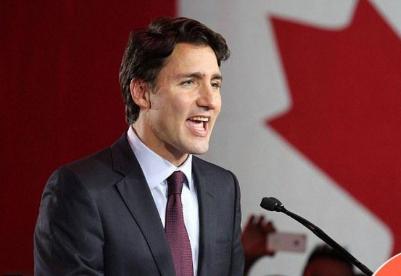 加拿大总理任命一名新内阁成员