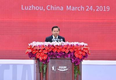 中国轻工业联合会张崇和:酿酒行业为经济社会发展作出积极贡献
