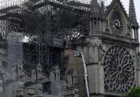法国各界认捐数亿欧元修复巴黎圣母院