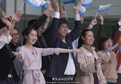 官宣!这首酝酿已久的MV——《新华丝路》终于上线啦!