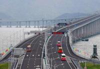 小客车劳动节假期内经港珠澳桥免费