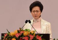 林郑月娥:香港将建设机场城市 实现高经济效益