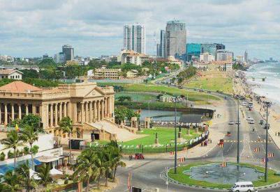 """专访:""""一带一路""""项目为斯里兰卡经济发展注入新活力——访斯里兰卡国际商业理事会主席维克勒马纳亚克"""