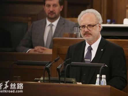 列维特斯当选拉脱维亚新一届总统