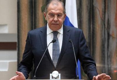 俄外长说坚定支持委内瑞拉合法政府