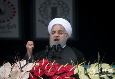 伊朗总统宣布部分中止履行伊核协议