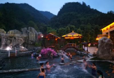 江西汤里森林温泉旅游度假区