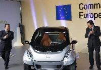 欧盟电动汽车数量不断增长