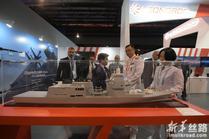 第12届亚洲国际海事防务展在新加坡开幕