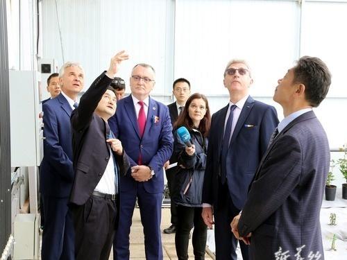 首个中国-罗马尼亚农业科技园在布加勒斯特落成