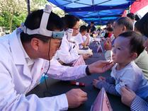 广西贫困地区健康促进助力脱贫攻坚青年服务行动在侗乡拉开帷幕