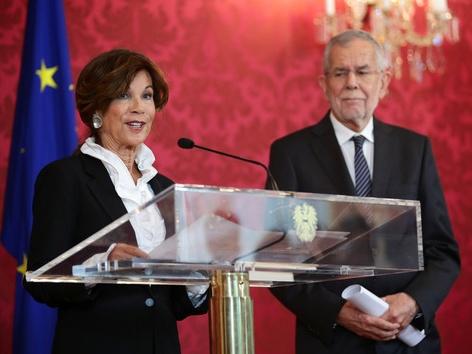 奥地利总统任命过渡政府总理