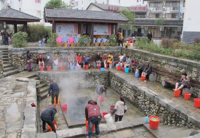 宜春温汤:做特色小镇的样板